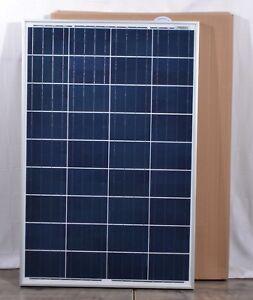 Coleman 51880 Crystalline 100 Watt Solar Panel 12 Volt RV/Boat 40