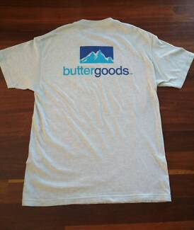 Butter Goods Search T-Shirt (Ash)