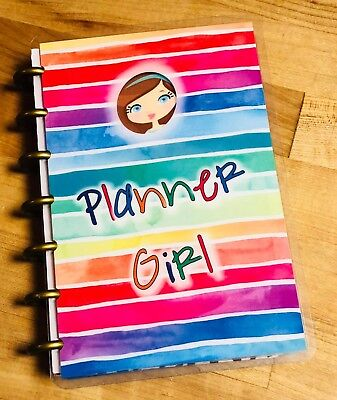 Planner Girl For Use With The Mini Happy Planner