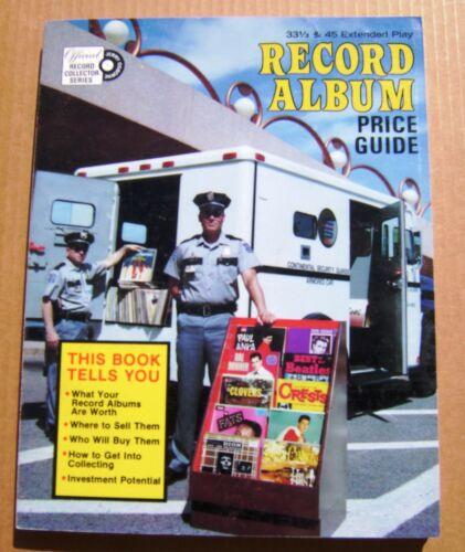 1977 Record Collectors LP Vinyl Record Guide Jerry Osbourne
