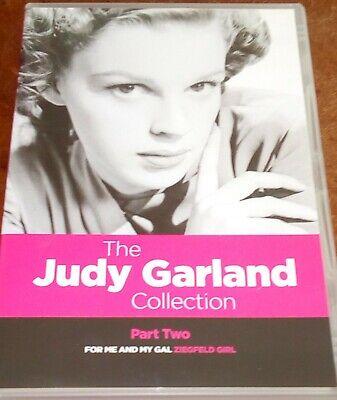 FOR ME AND MY GAL GIRL & ZIEGFELD GIRL 2 X DVD MUSICAL FILM MOVIE JUDY GARLAND