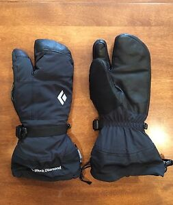 Black Diamond Mitts
