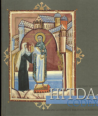 Schaefer, Hitda-Codex Evangeliar Stift Walburga Meschede Handschrift #1640, 2003