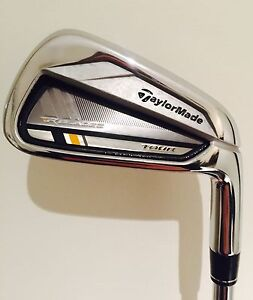 Golf clubs - Taylormade Rocketblade Tour irons and Vokey wedges Port Melbourne Port Phillip Preview