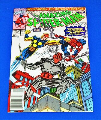 AMAZING SPIDER-MAN Issue #354 [Marvel 1991] VF/NM or