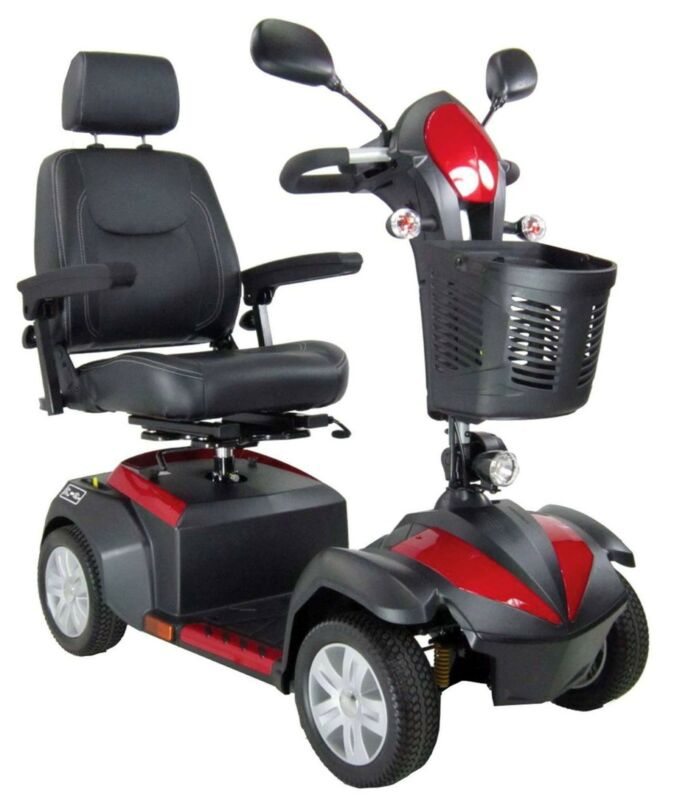 """20"""" Wide Seat Ventura 4 Wheel Power Mobility Scooter Medical Cart  Buggy"""