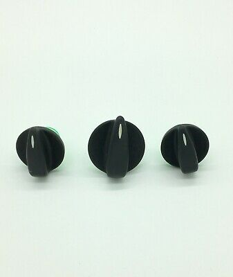 Ford Focus 00-07 OEM AC Heater Climate Control Knobs Set of 3 OEM Free Shipping - Ford Focus Set