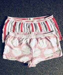 X2 Peter Alexander PJ shorts size L
