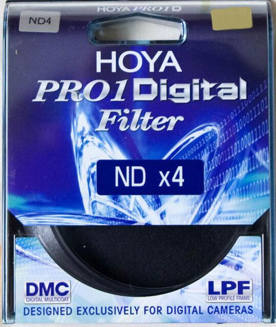 Genuine Hoya 55mm ND4 Pro1 Thin Digital Multi Coated Neutral Density Offer!