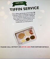 Tiffin & catering service (Home made food)