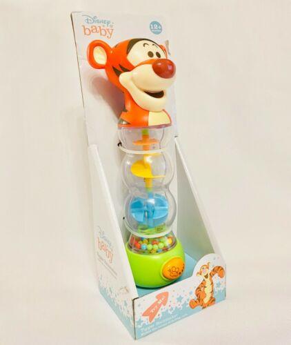 Disney Baby Winnie The Pooh - Tigger Rainmaker Toy - New