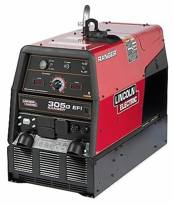 Lincoln Ranger 305 G Efi Kohler Engine Driven Welder Generator K3928-1