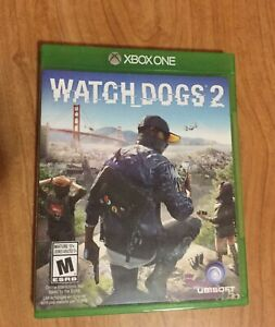 Watch Dogs 2 Xbox One (Almost New)