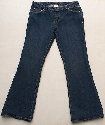 Levi's Womens 517  Flare Leg Blue Denim Jeans, size 16 1/2 plus, measures 30X28 16 Flare Leg Jean