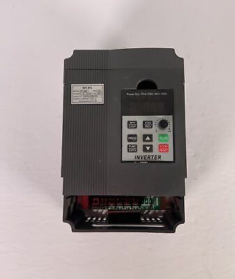 At1-2200x 220v Vfd Variable Frequency Drive Inverter For 3-phase 2.2kw Motor