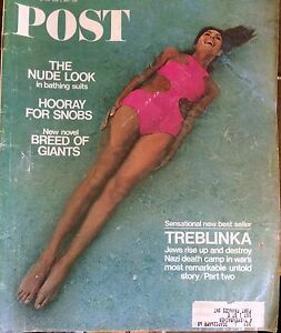 Post magazines 2 July 1954, June 1964