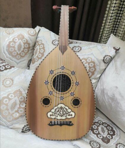 Arabic OUD Wooden Handmade Walnut String Instrument OUD UD AAO-108M عود شرقي
