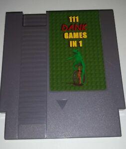 DAT BOI Dank 111-in-1 Nintendo Famicom NES Multicart Bootleg Contra Mario Etc.