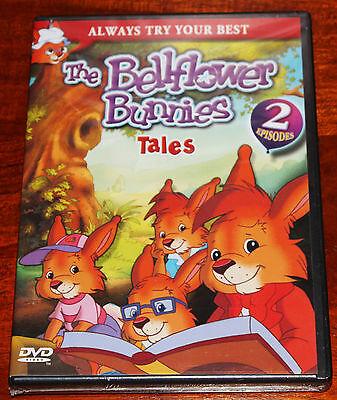 The Bellflower Bunnies Tales (DVD, 2005) Always Try Your Best, Brand