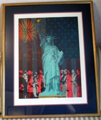 """4th of July """"Statue of liberty"""""""