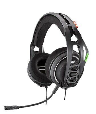 New Plantronics RIG 400HX black Headband Headsets for Microsoft Xbox One
