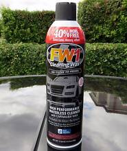 FW1 WATERLESS HIGH PERFORMANCE CLEANING WAX 496g Car POLISH Quakers Hill Blacktown Area Preview