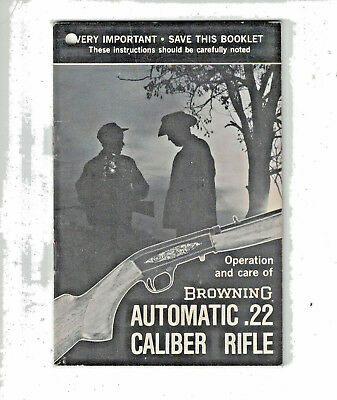 Books & Manuals - Automatic Rifle