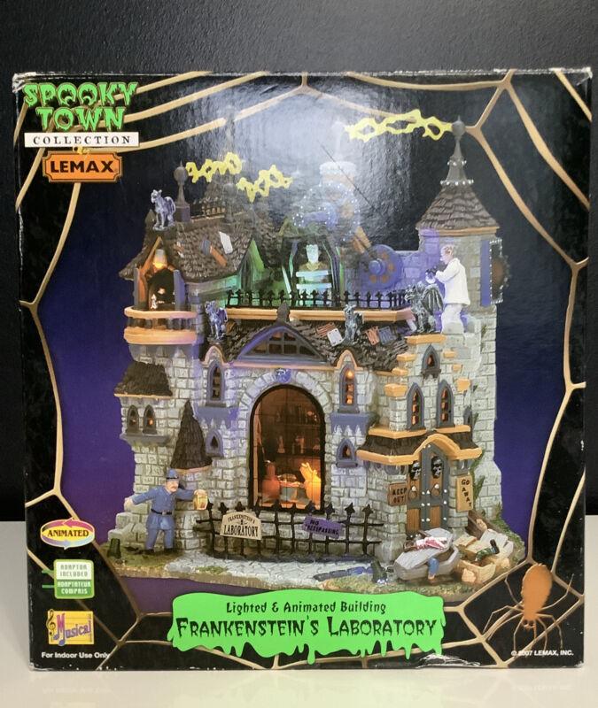 Lemax Spooky Town Frankenstein