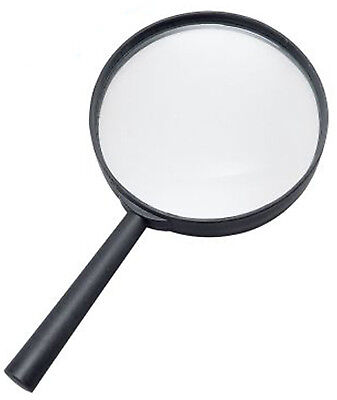 Police Detective Magnifying Glass Sherlock Holmes Fancy Dress Costume Book Day - Detective Magnifying Glass