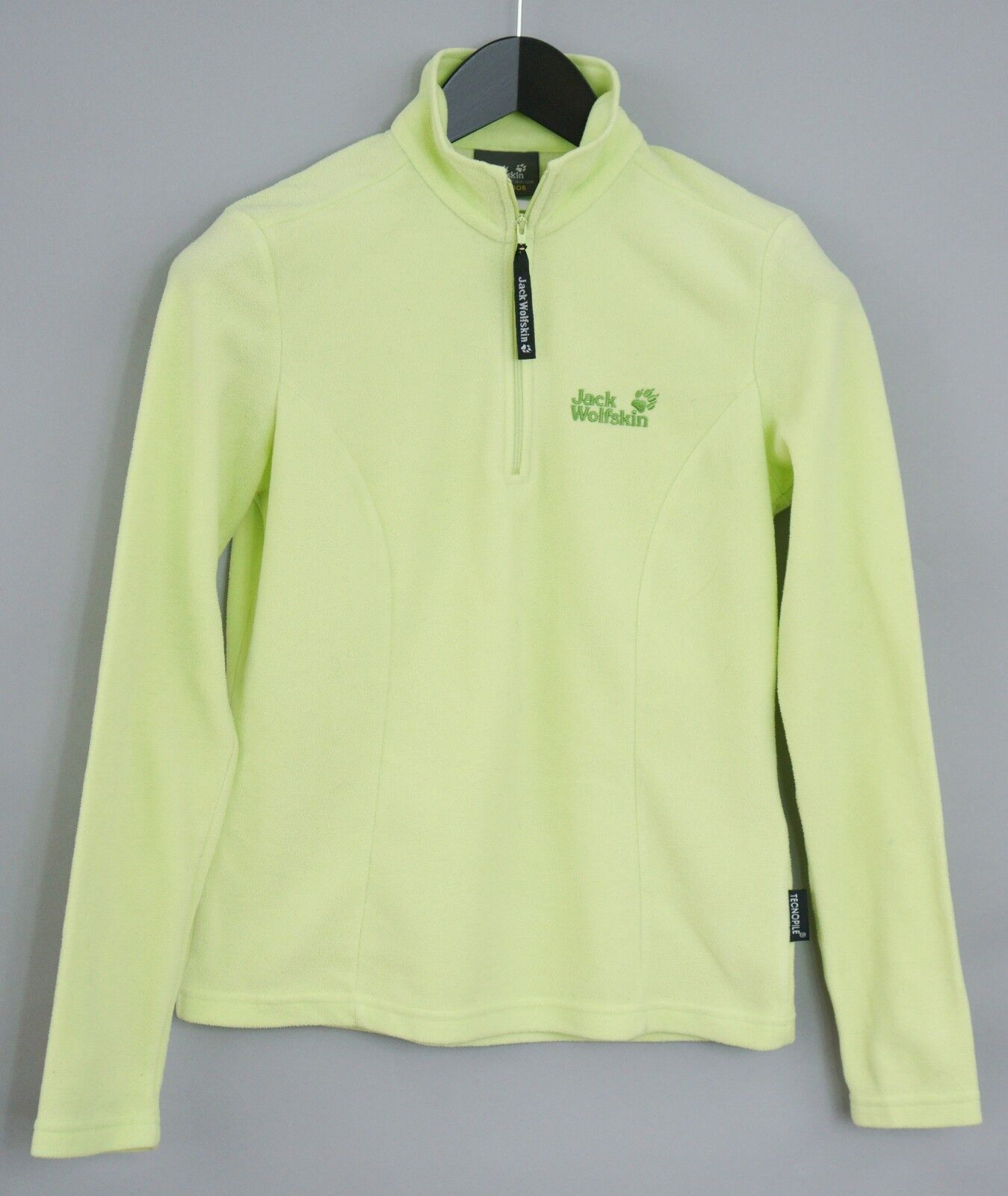 reputable site 3ec34 3f460 Details about Women Jack Wolfskin Fleece Jacket Tecnopile Ultra Warm  Outdoor S UK10 XIM983