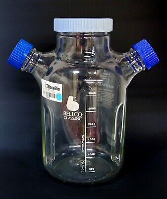 Flask Spinner Baffled 3000 Ml
