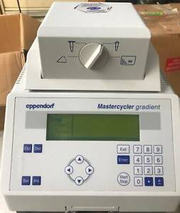 Eppendorf Mastercycler Gradient PCR Machine Thermal Cycler 96 Well Rowville Knox Area Preview