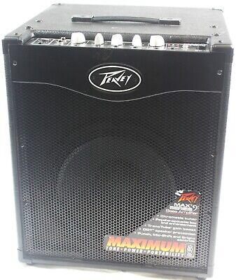 Peavey MAX 112  1X12 200W Bass Combo Amp NEEDS REPAIR   #R3379
