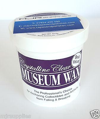 Quakehold  Museum Wax 13oz jar