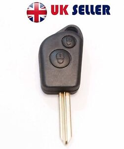 Citroen Saxo Berlino Xsara Picasso Remote Key FOB Case Shell