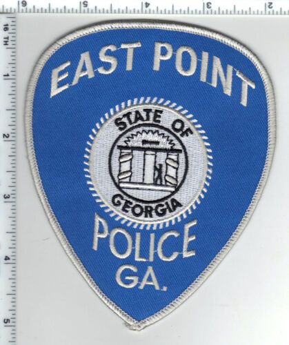East Point Police (Georgia) 2nd Issue Shoulder Patch