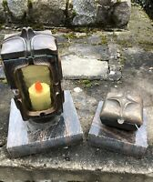 Grablicht , Laterne und Weihwasserbehälter mit Stein Sockel Bayern - Ochsenfurt Vorschau