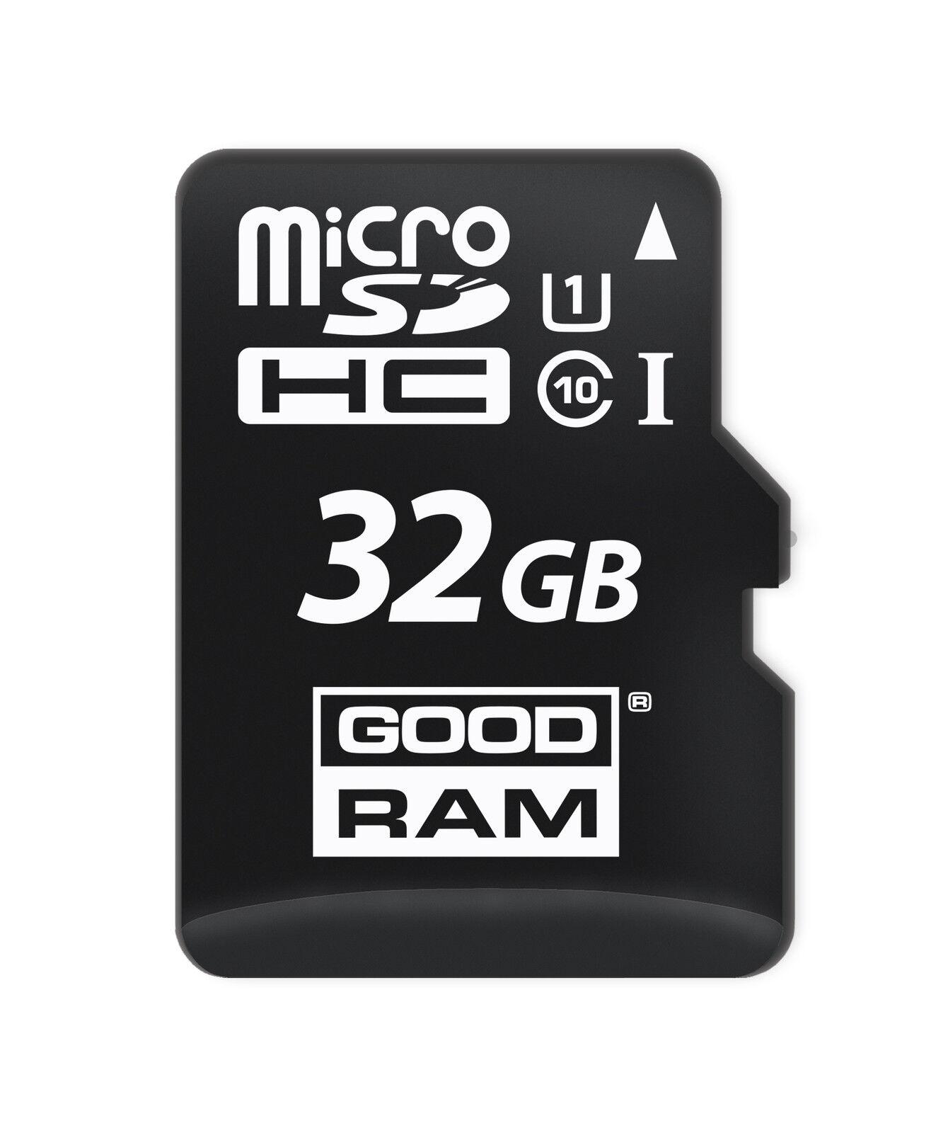 32GB Speicherkarte für Samsung 32 GB MICRO SD HC Class 10 für Huawei P8 P9 lite