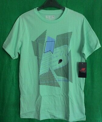 "New Balance NB Classic OS GR Tee Shirt Mens Medium 39/41"" BNWT"