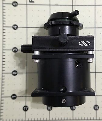 Newport Laser Lens Mount W Spindler Hoyer Lens F 30
