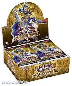 YuGiOh! Duelist Pack: Rivals of the Pharaoh Booster Box : 36 Packs x 5 Cards ::