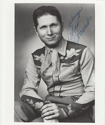 Redd Stewart 2 8x10 Photos 1 is Signed Grand Ole Opry