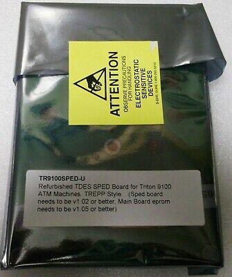 Triton Atm 9100 Sped Board