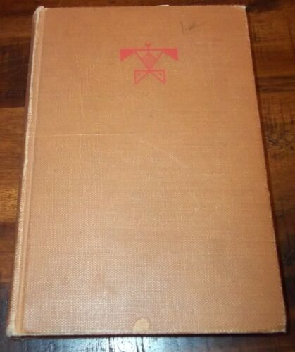 American:The Life Story of a Great Indian - Plenty Coups Crow SIGNED Linderman
