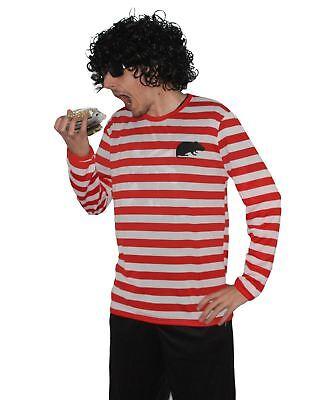 Adults Unisex Rat Burger Fancy Dress Book Week - Fancy Dress Burger Kostüme
