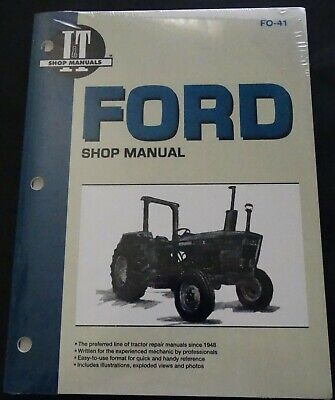 Ford LT 8 Lawn Tractor Operator/'s Manual CHPA