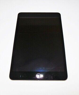 """Apple iPad Mini 1st Gen MD961LL/A A1432 7.9"""" 16GB Black & Slate iOS 9.3.5"""