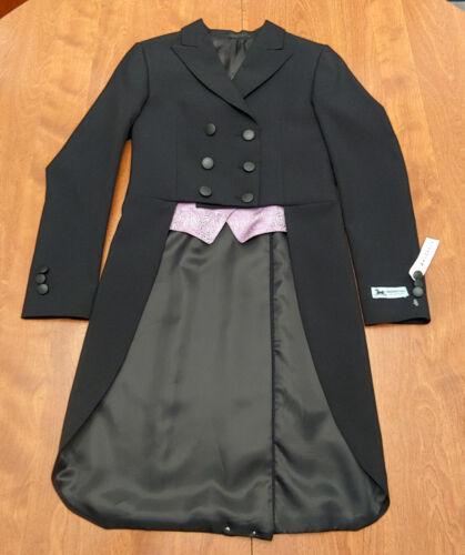 RJ Classics NEW shadbelly, kids 14 jacket coat black