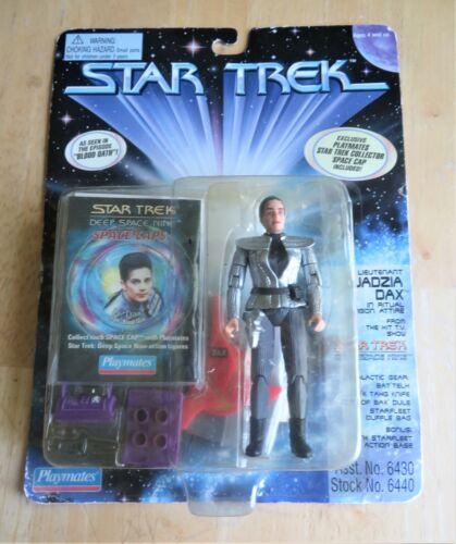 """STAR TREK """"LT. JADZIA DAX"""" 1995 In Ritual Klingon Attire"""