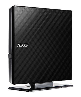 Asus SDRW-08D2S-U/B/G/ACI/AS SDRW-08D2S-U External DVD-Writer - Retail